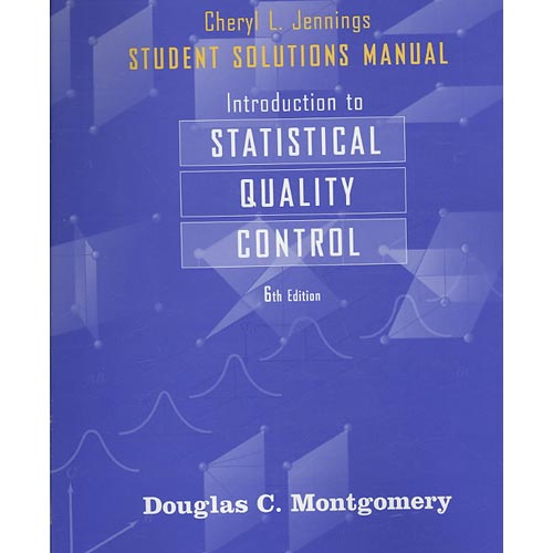 introduction to statistical quality control student solutions manual rh walmart com Textbook Solution Manuals PDF Algebra 1 Textbook