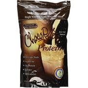 HealthSmart Foods ChocoRite Protein Shake Mix Choc. Fudge Brownie (14.7oz)