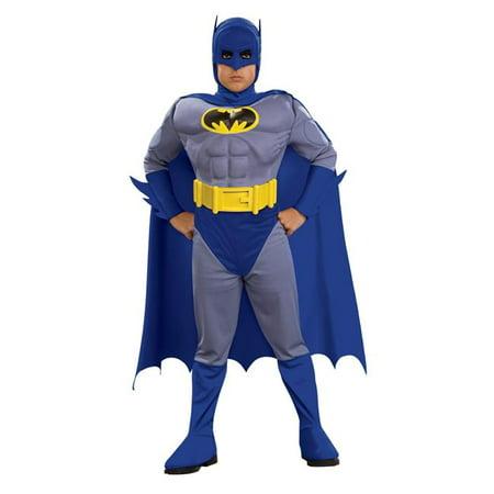 Morris Costumes RU883482T Batman Brave Toddler - Brave Toddler Costume