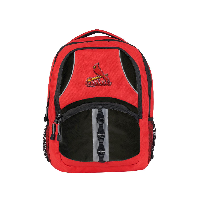 "MLB St. Louis Cardinals ""Captain"" 18.5""H x 8""L x 13""W Backpack"
