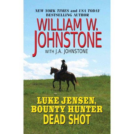 Luke Jensen, Bounty Hunter Dead Shot by