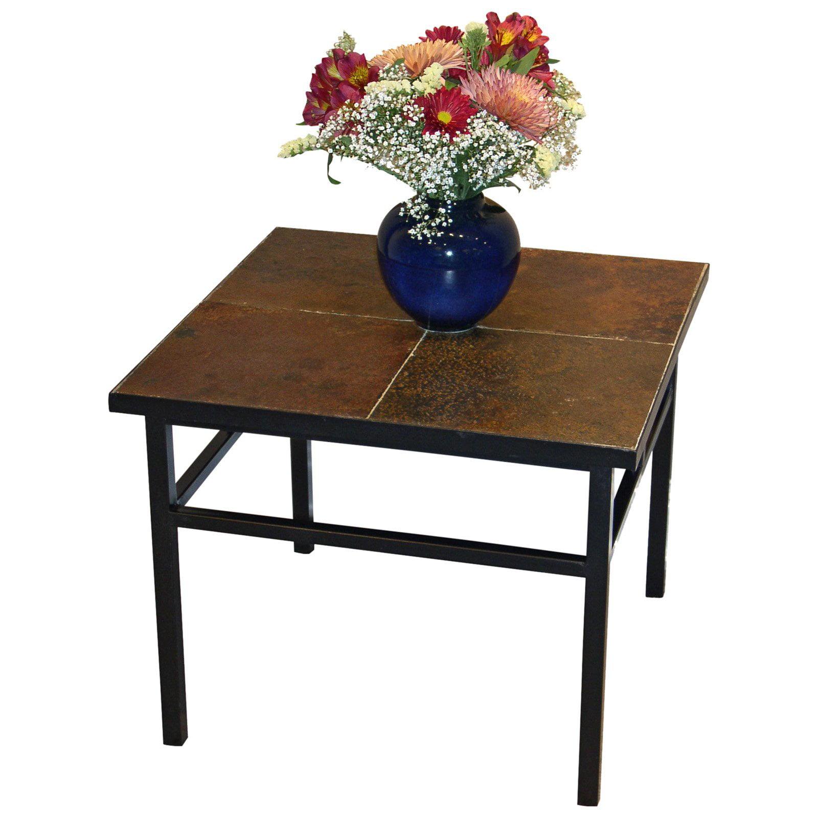 4D Concepts Slate End Table by 4D Concepts