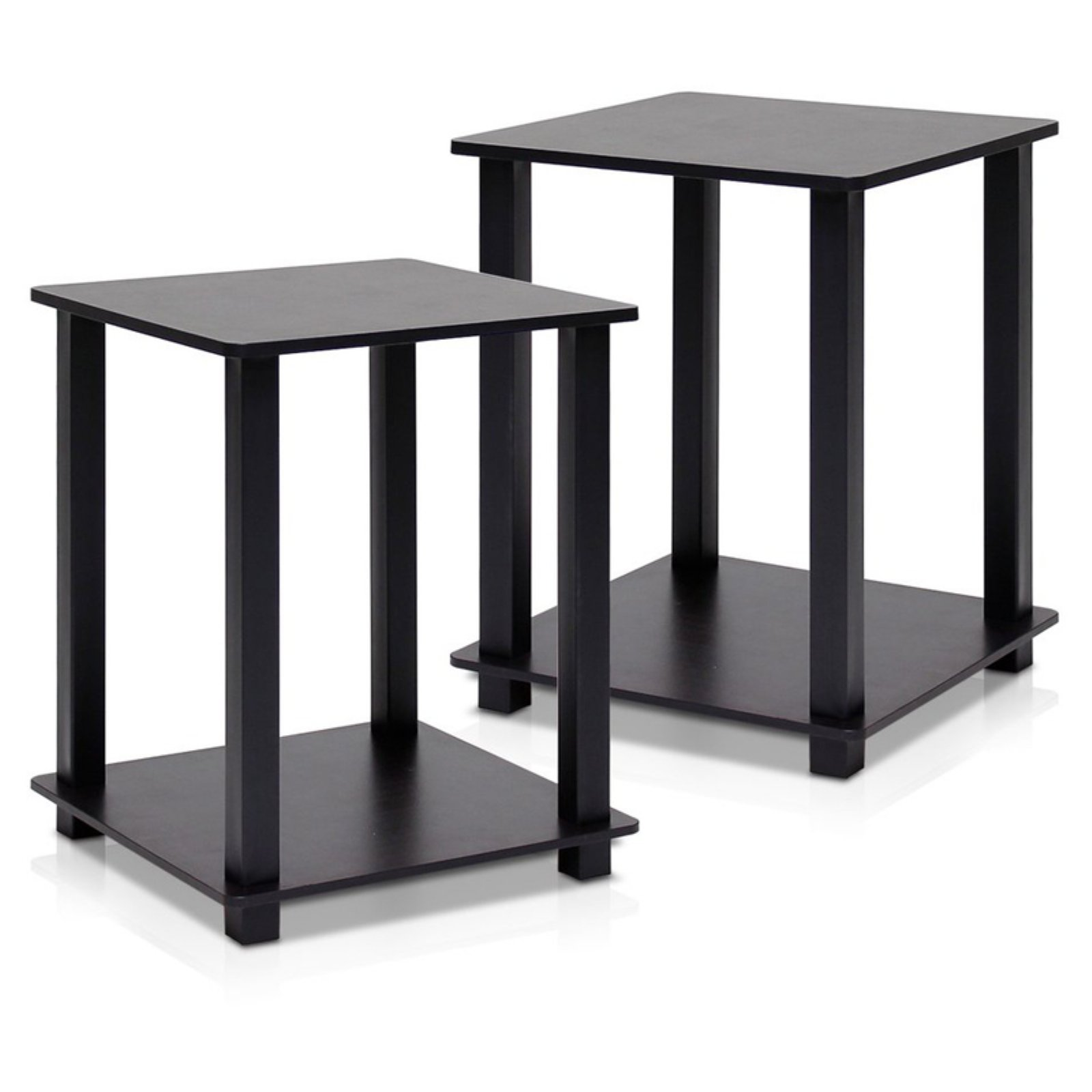 Great Furinno Simplistic End Table, Set Of 2, Multiple Colors
