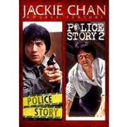 Jackie Chan Double Feature: Police Story   Police Story 2 (Widescreen) by SHOUT FACTORY