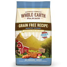 Dog Food: Whole Earth Farms Healthy Weight