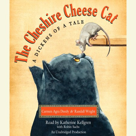 The Cheshire Cheese Cat: A Dickens of a Tale - Audiobook](Cheshire Cat Tattoo)
