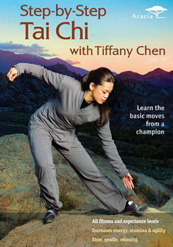 Step By Step: Tai Chi With Tiffany Chen (DVD) by Acorn Media Publishing Inc.