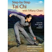 Step By Step: Tai Chi With Tiffany Chen (DVD)