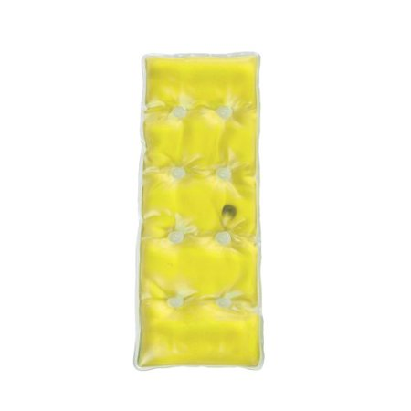 Pch 101312Yellow Yellow Reusable Hot Cold Back Pad