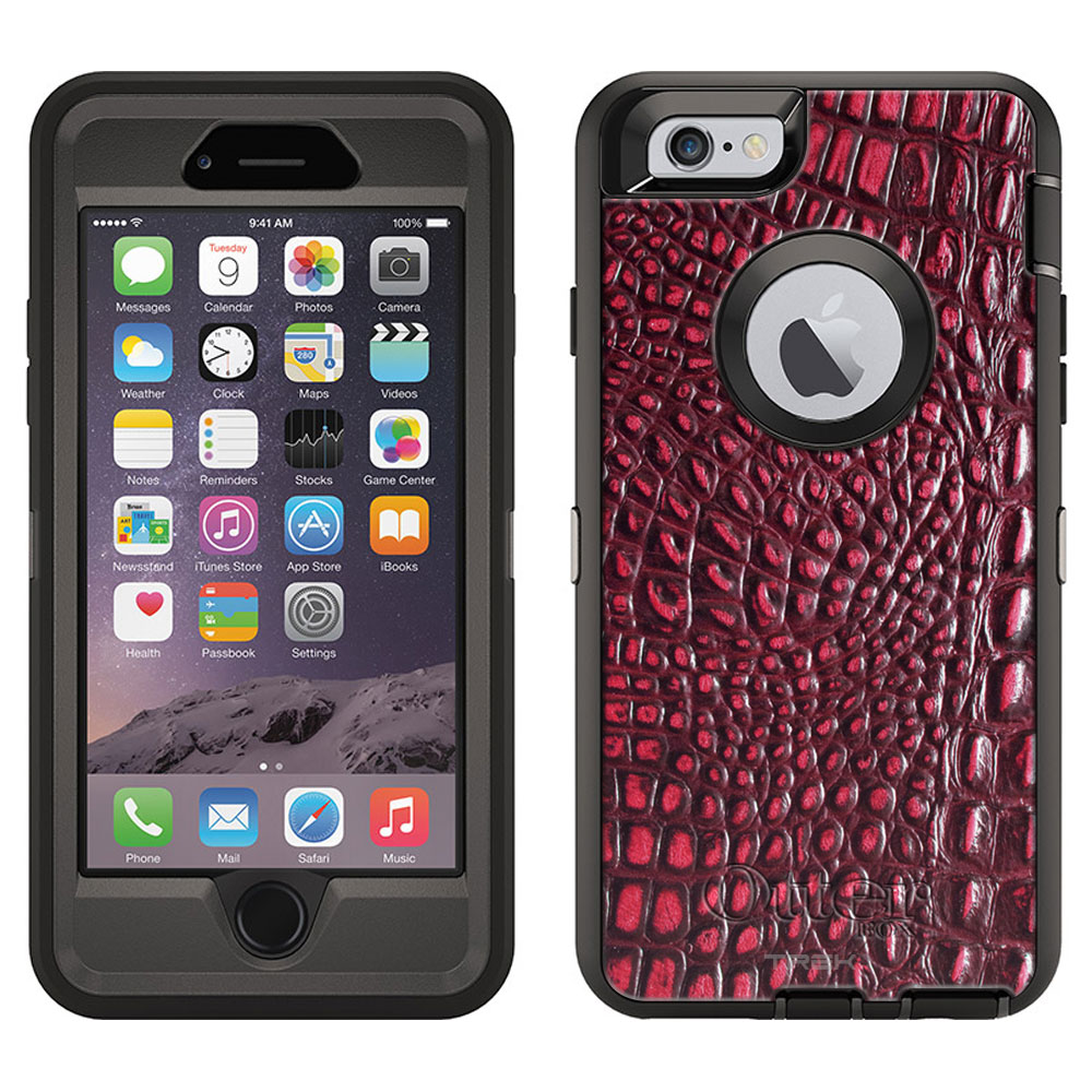 OtterBox Defender Apple iPhone 6 Plus Case - Alligator Da...