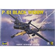 Plastic Model Kit-P-61 Black Widow 1:48