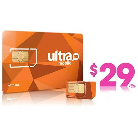 ultra mobile triple punch orange mini micro nano sim card 29 12