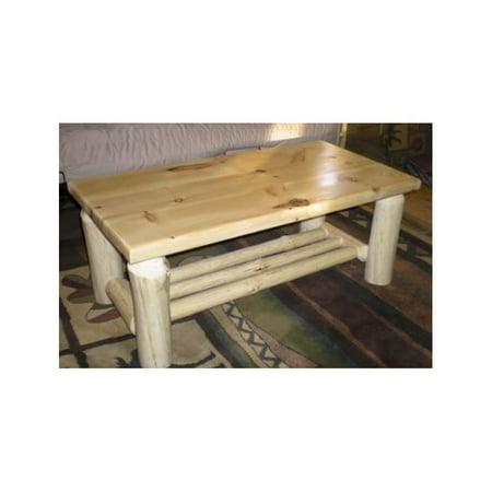 Standard log coffee table - Standard coffee table height ...