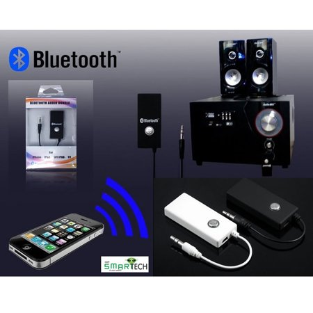 Bluetooth Music Receiver..Play your music from the phone in your car or on any music system with this (Play Music From Phone In Car Without Aux)