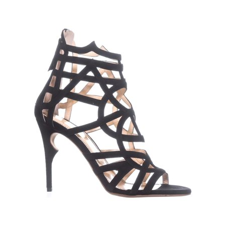 Jerome C. Rousseau Greco Strappy Sandals, Black - image 5 of 6
