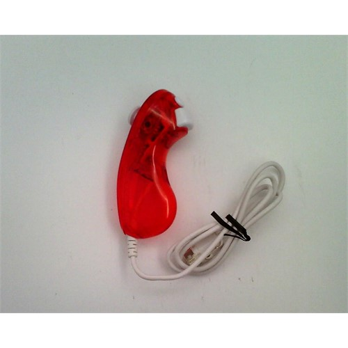 Refurbished Rock Candy Wii Control Stick - Red