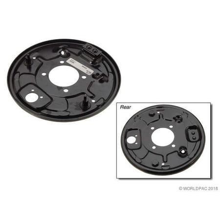 Bmw Brake Backing Plate - Genuine W0133-1610663 Brake Backing Plate for BMW Models