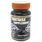 T-Rex Tortoise Supplement Salad Topper 50 grams / 1.75 oz