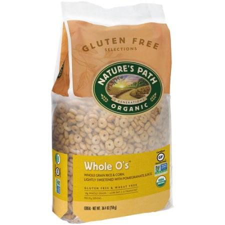 Nature S Path Whole O S  Cereal Eco Pac  26 5Oz Bag