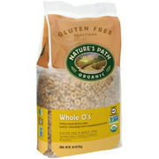 Nature's Path Breakfast Cereal, Whole Os, 26.5 Oz, Eco Pac