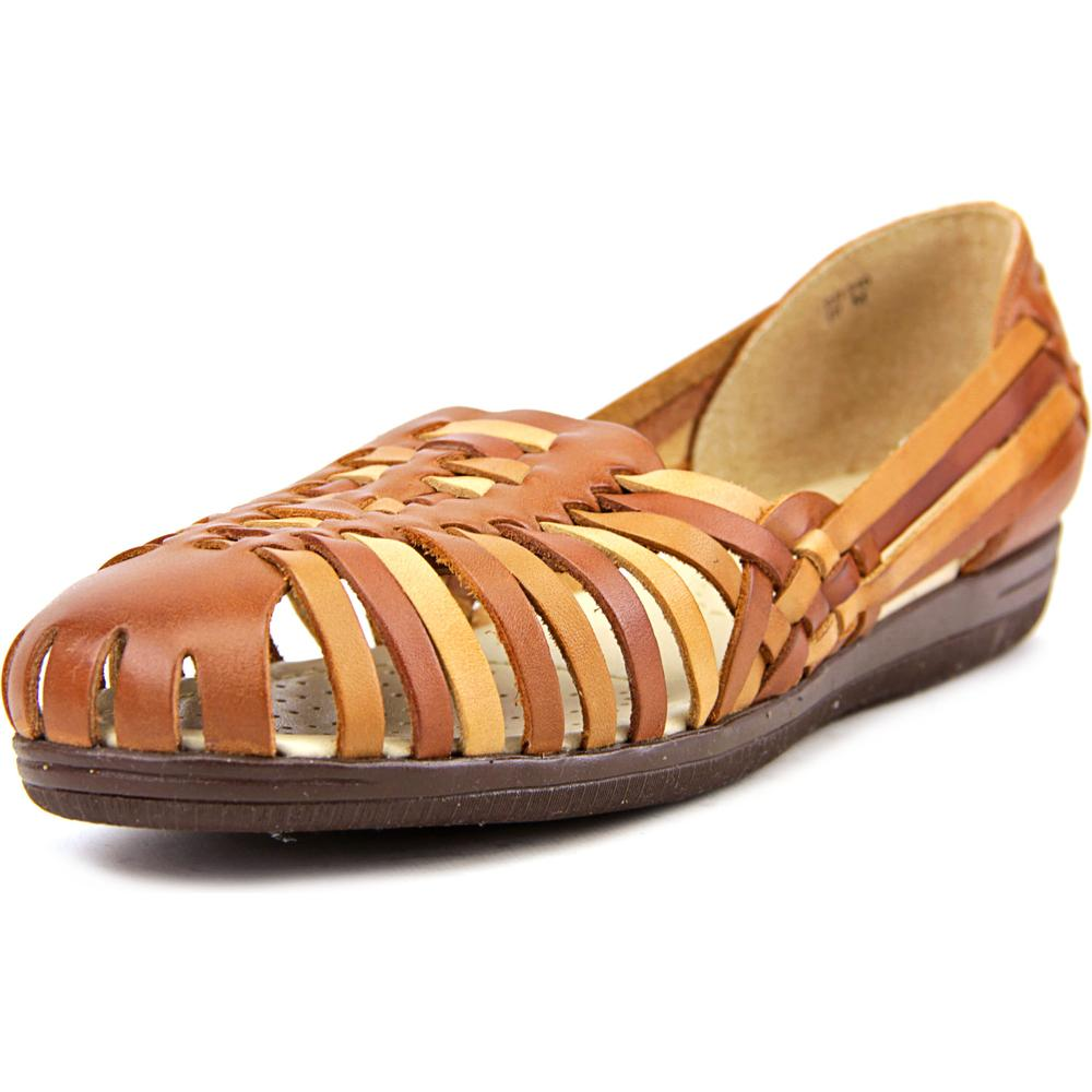 Softspots Trinidad(Women's) -Natural Leather