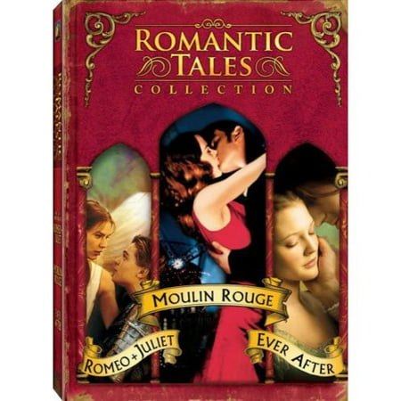 Romantic Tales Collection: Romeo + Juliet / Moulin Rouge / Ever After (Widescreen)