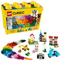 790-Pcs LEGO Classic Large Creative Brick Box 10698 Building Toy