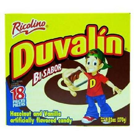 Product Of Duvalin, Hazelnut Vanilla, Count 18 - Sugar Candy / Grab Varieties & -