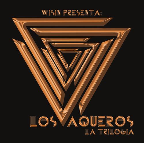 Los Vaqueros: La Trilogia (CD)