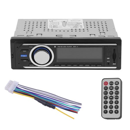 Universal 6206 Auto Car Audio Stereo MP3 Player For Supporting FM/AM/AUX/