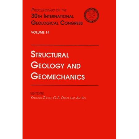 Structural Geology and Geomechanics - eBook