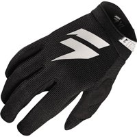 Shift Racing Wht Label Air Youth Motocross Motorcycle Glove - Blk, All Sizes
