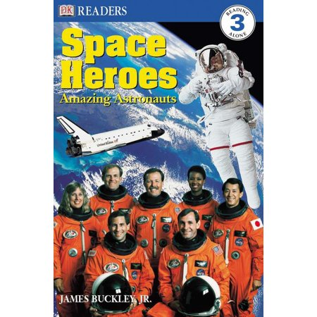 Astronaut Space Food (DK Readers L3: Space Heroes: Amazing)