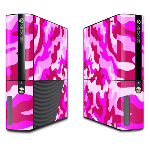 MightySkins Skin For Microsoft Xbox 360E (3rd Gen) | Protective, Durable, and Unique Vinyl Decal wrap cover | Easy To Apply, Remove, and Change Styles | Made in the USA