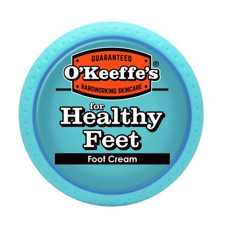 Okeeffes Foot Cream For Healthy Feet  2 7 Oz
