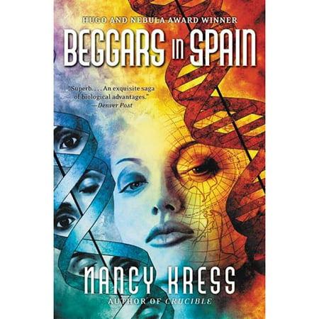 Beggars in Spain by