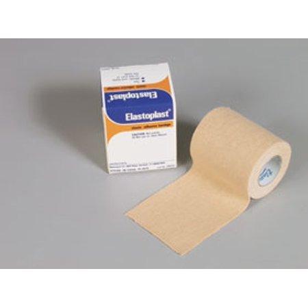 Elastoplast Elastic Adhesive Bandage - Elastoplast Elastic Adhesive Bandages, Tan, 2 inches x 5 yards, pack of 12