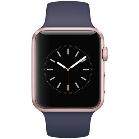 apple watch series 1 42mm aluminum case with sport band