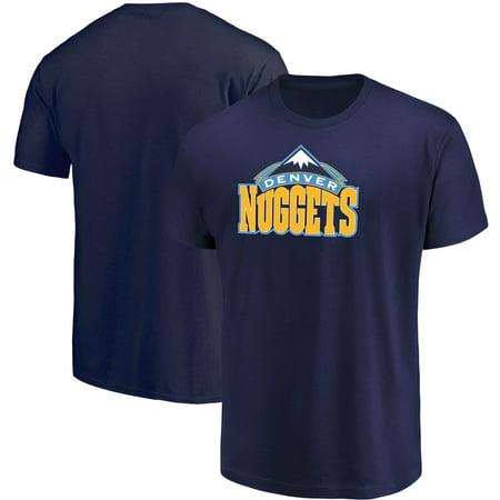 Men's Majestic Navy Denver Nuggets Victory Century T-Shirt (Denver Airport-shops)