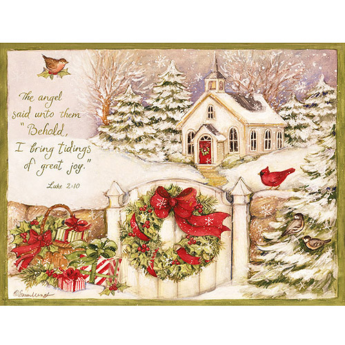 Lang Gifts of Christmas Boxed Christmas Cards