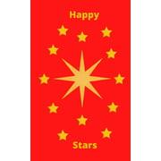 Happy Stars: 12 kleine Sterne um einen großen Stern (Paperback)