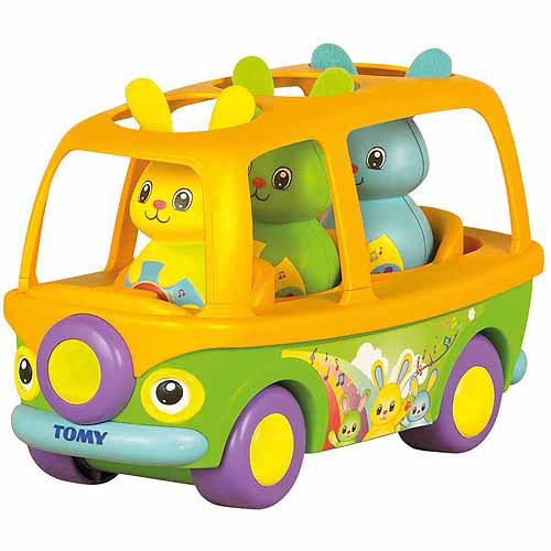 TOMY Sing to Learn Bus