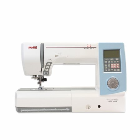 Janome Horizon Memory Craft 8900QCP Special Edition Sewing and Quilting Machine with New Exclusive Bonus