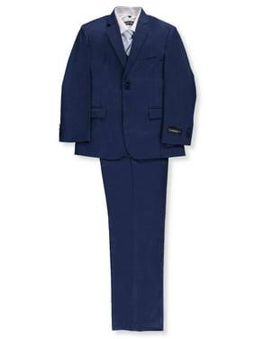 Kids World Big Boys' Husky 5-Piece Suit (Sizes 10H - 20H) (Big Boys Husky)