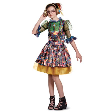 Descendants 2 Girls' Dizzy Classic Costume - There Are Two Types Of Halloween Girls