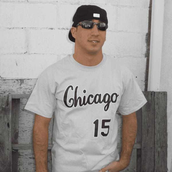Jack Parkman #15 Jersey T-Shirt Baseball Movie II 2 Catcher
