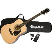 """Epiphone DR-100 41"""" Premium Guitar Pack"""