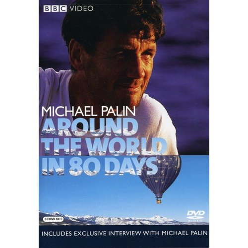 Michael Palin: Around The World In 80 Days by WARNER HOME ENTERTAINMENT