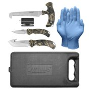 Camillus 6pc Cleaning Kit - Mossy Oak with Molded Case
