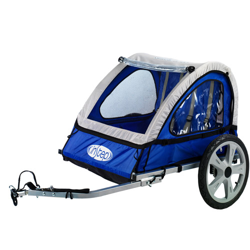 Instep Quick N Ez Plus Bike Trailer